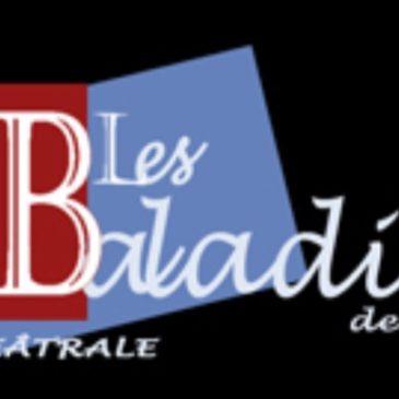 Les Baladins Visit 2018